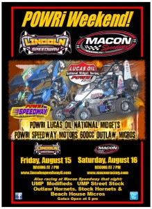 POWRi Weekend!