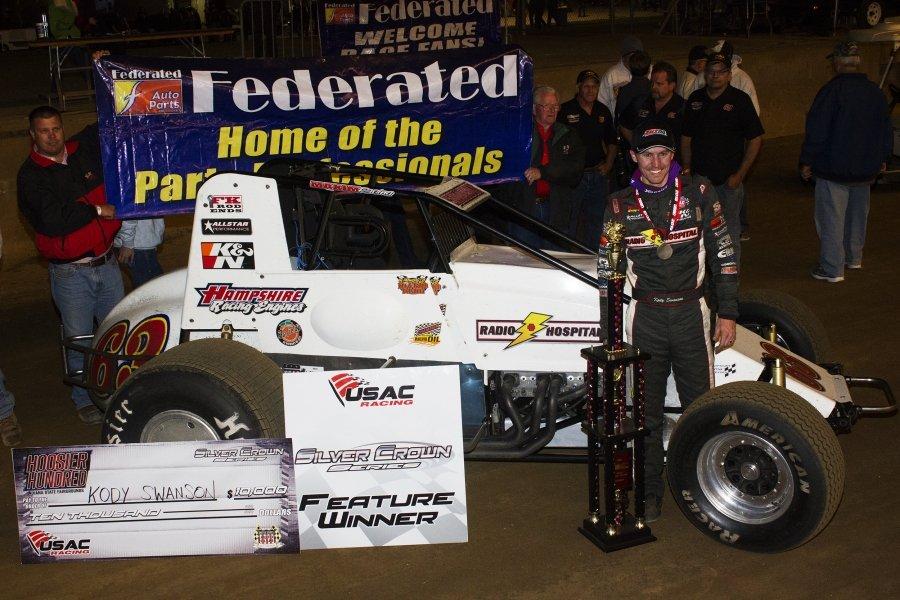 2015 Winner Kody Swanson