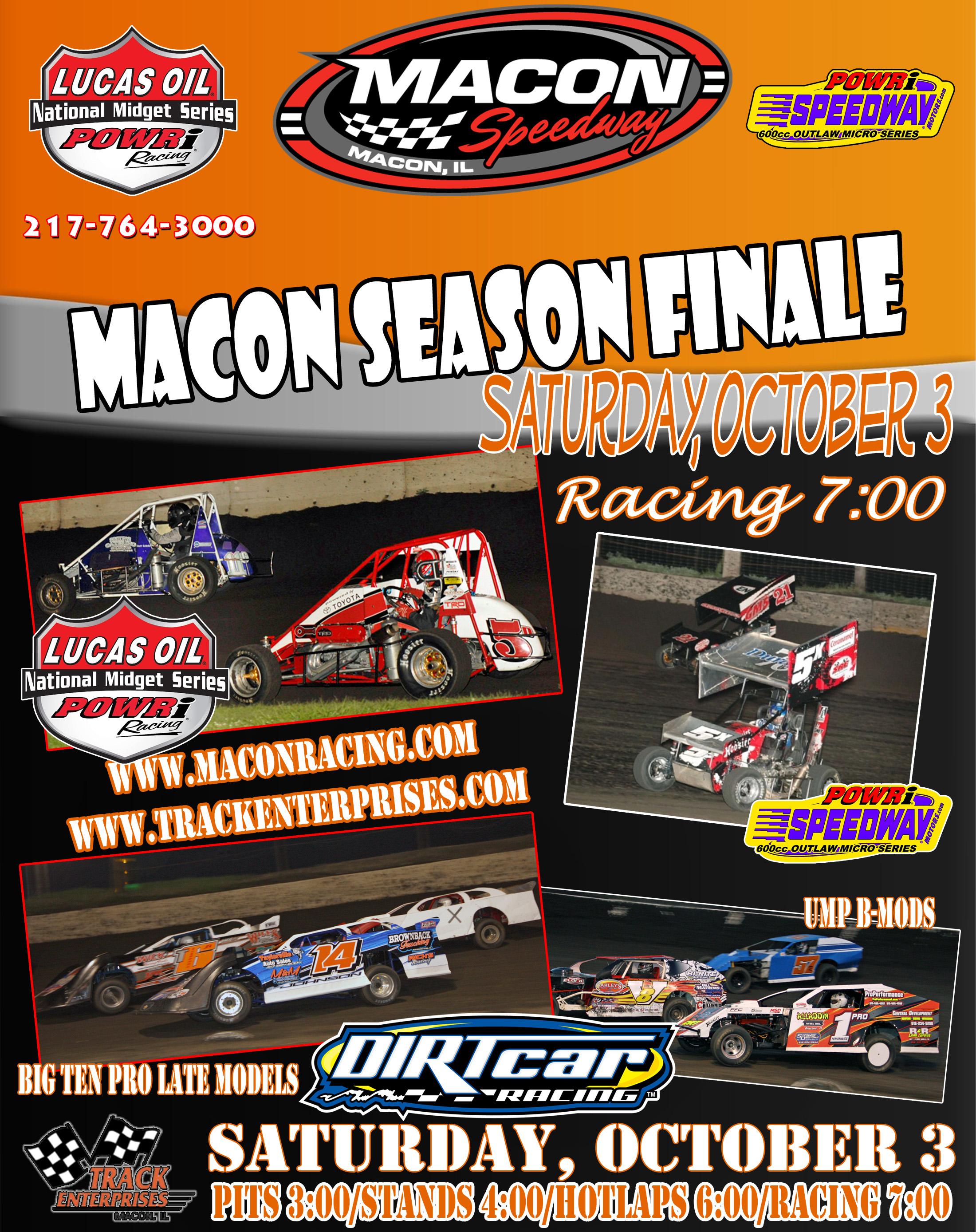 October 3 Flyer