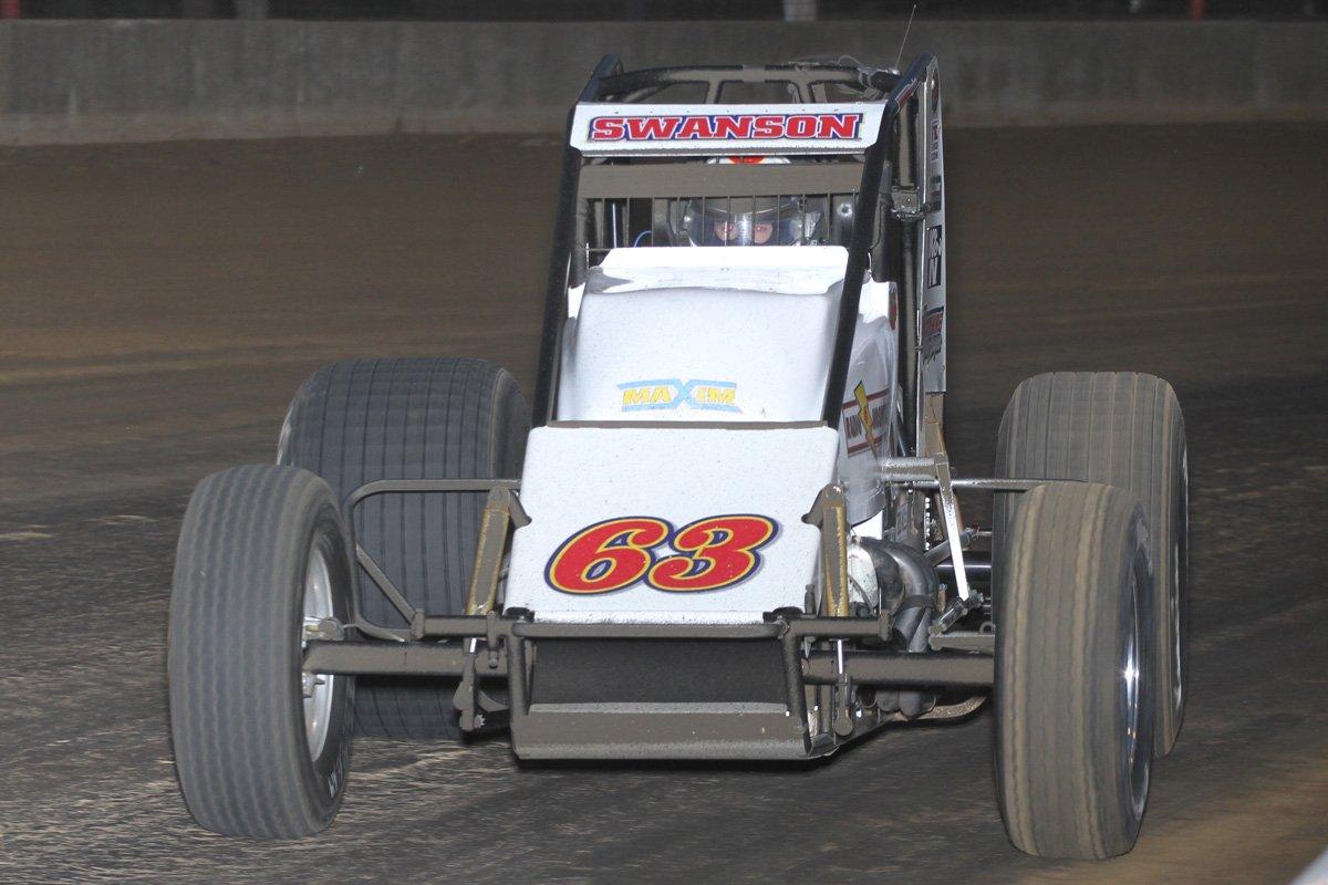 Swanson On Track