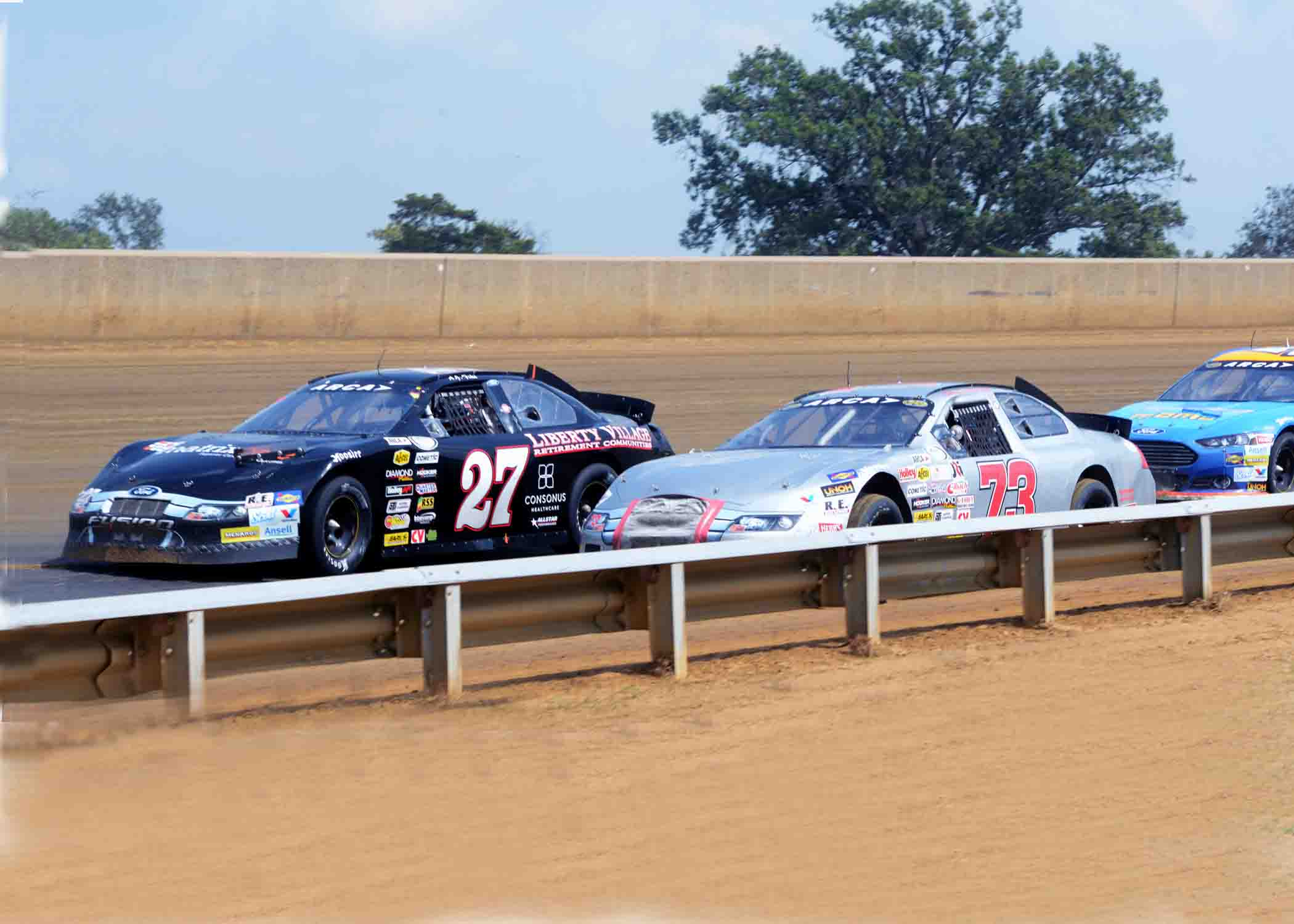 70th Anniversary Of First Auto Race On Duquoin Magic Mile