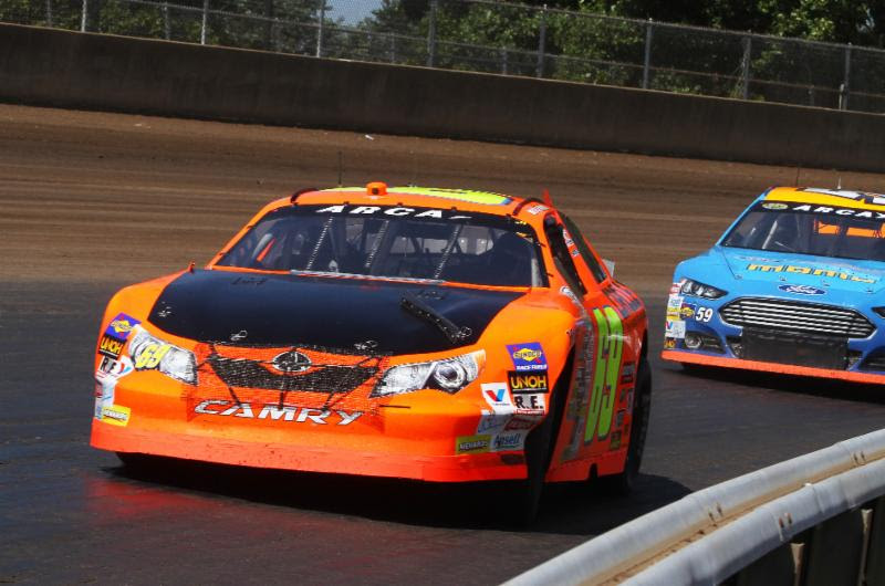 Will Kimmel On Track