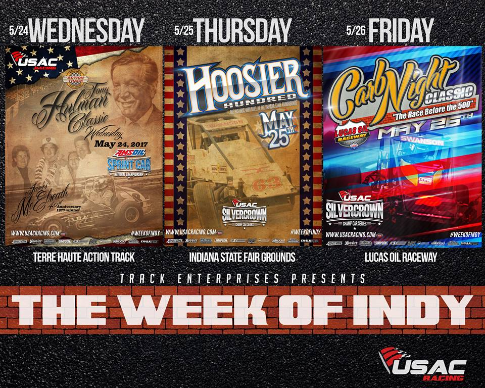 Week Of Indy