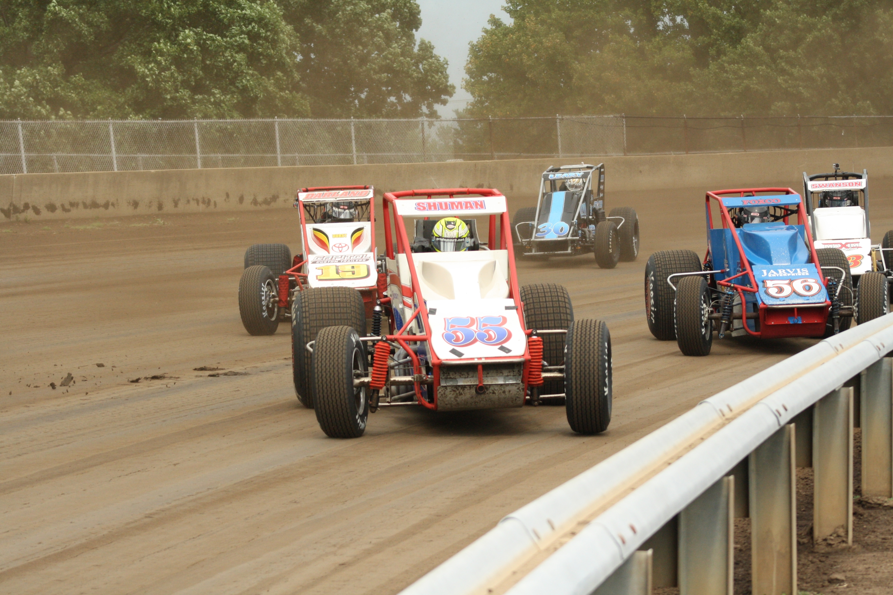 Il state fair and midget races