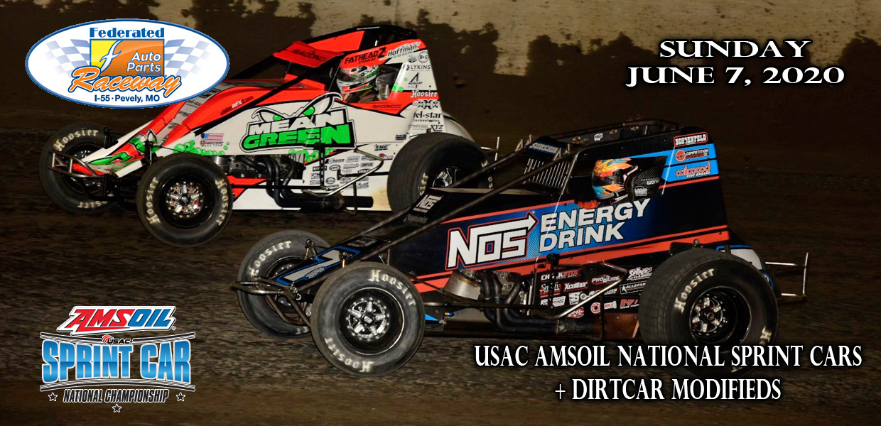 June 7 Federated Auto Parts Raceway